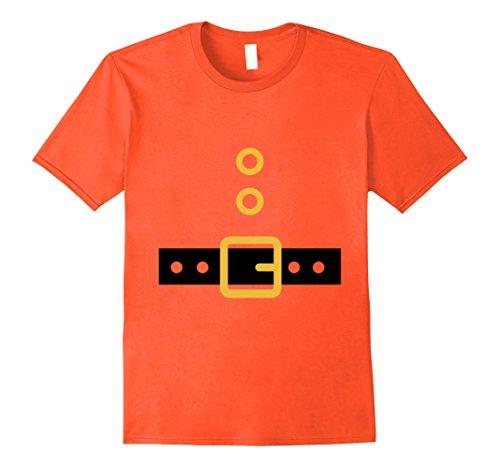 Mens Halloween Party Group Matching Dwarf Shirt for Teacher Team 3XL Orange
