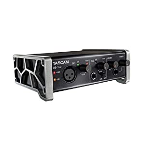 Tascam US-1×2 USB Audio/MIDI Interface w...