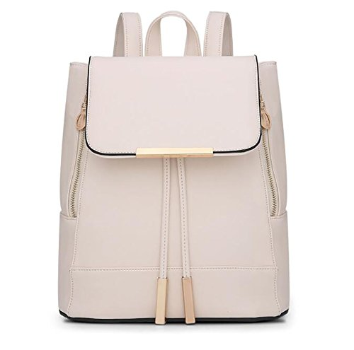 femmes décontracté la multifonctionnel 5 24 PU de mode main dos à sac 29cm sac à en 16 cuir Sac souple des q7Iwff