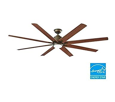 Amazon kensgrove 72 in led indooroutdoor espresso bronze kensgrove 72 in led indooroutdoor espresso bronze ceiling fan by home decorators collection mozeypictures Choice Image