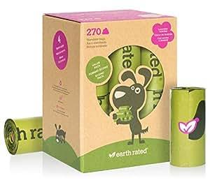 Amazon.com: Bolsas Earth rated para excrementos de perros ...