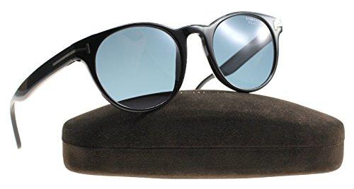 Tom Ford Sonnenbrille Palmer (FT0522) schwarz glanz