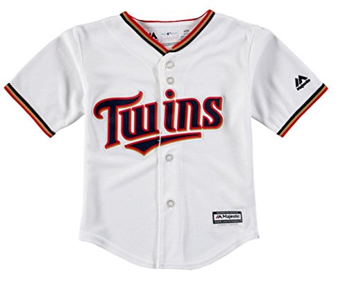 Minnesota Twins Home Cool Base Infant and Toddler Jersey (2T)