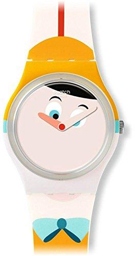 SWATCH watch GENT NASO LUNGO GW176