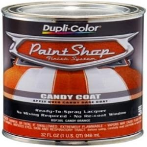 Dupli-Color BSP305 Candy Orange Paint Shop Finish System - 32 oz.