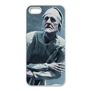 iPhone 4 4s Cell Phone Case White Christmas Carol 08 Jlldj