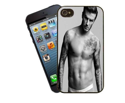 David Beckham Sexy Topless Coque pour iPhone 4/4S–Housse by Eclipse idées cadeau