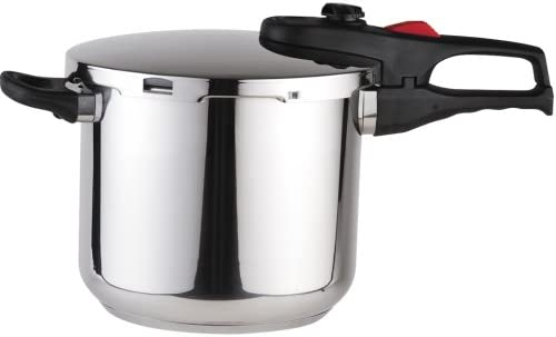 magefesa practika plus stainless steel pressure cooker