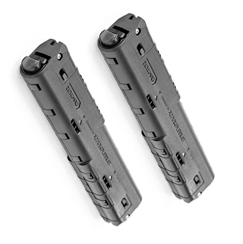 Zetamag Gen 3- 2 Pack - 20-round Extended Paintball Magazine for TiPX, TCR and SMGs (2015) by Stark Pursuit