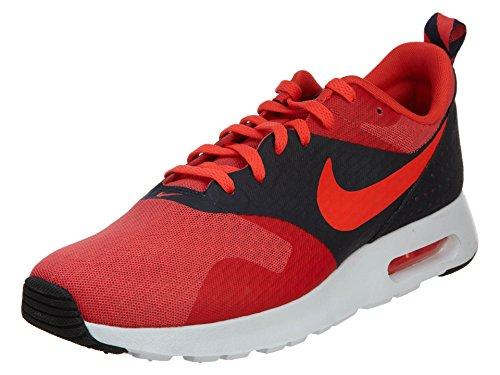 Nike Air Max Tavas Essential, Herren Sneakers Rio / Dark Obsidian / Midnight Navy / Bright Crims