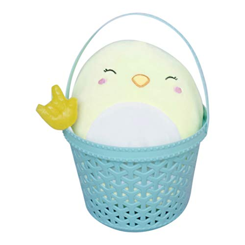 MMS Gifts Pre-Filled Easter Squishmallows Gift Basket Includes 1 7