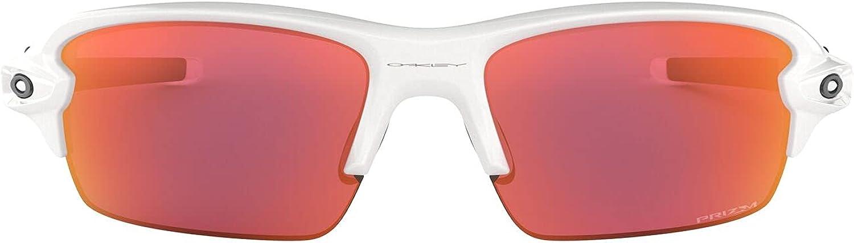 Oakley Youth Kids' Oj9005 Flak Xs Rectangular Sunglasses