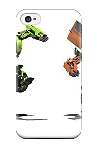 High Quality ZippyDoritEduard Transformers 2 Hd Skin Case Cover Specially Designed For Iphone - 4/4s