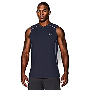 Under Armour Men's Raid Sleeveless T Shirt