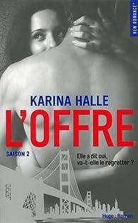 L'offre - saison 2 par Karina Halle