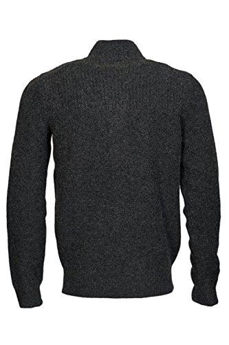 Armani Jeans Mens Cardigan/Hooded Knitwear B6W63TW Size XL Grey by ARMANI JEANS (Image #1)