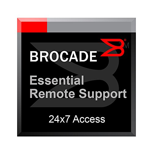 Essential Remote Support 3-Year Contract for Brocade FastIron FCX 624S-HPOE/-ADV by Brocade