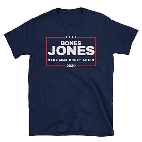 LiberTee Bones Jones Make MMA Great Again Tshirt for Men and Women, Funny Election-Style Shirt for Jonny Fans – DiZiSports Store