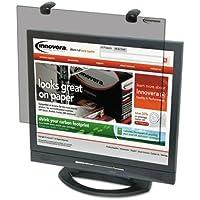 INNOVERA 46401 Protective Antiglare LCD Monitor Filter, Fits 15quot; LCD Monitors
