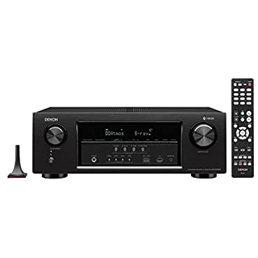 Denon AVR-S730H 7.2-Channel AV Receiver with HEOS