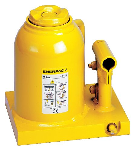 Enerpac-GBJ020S-5-x-6-34-Short-Stroke-Steel-Bottle-Jack-with-20-tons-Lifting-Capacity