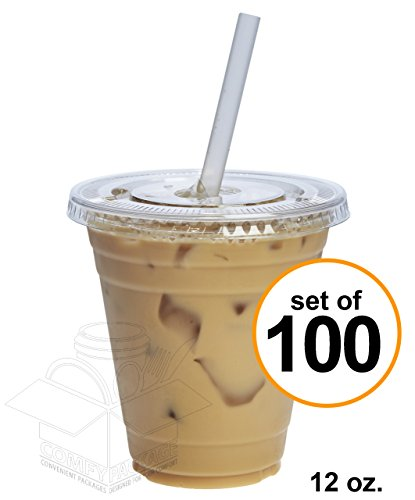 12 Ounce Straw Cups - 5