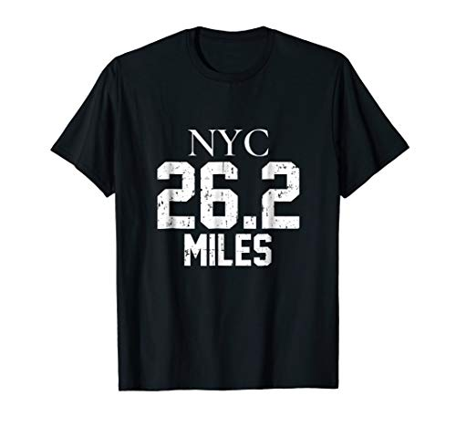 NYC 26.2 Running and Souvenir Gift ()