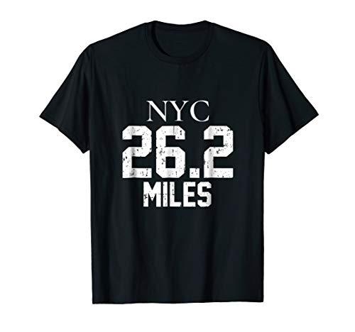 NYC 26.2 Running and Souvenir Gift (Nyc Marathon Runners)
