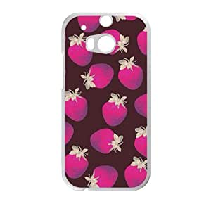 Creative Sweet Strawberry Cell Phone Case For HTC M8