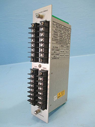 Bently Nevada 82927-01 79748-01 XDCR I/O Record Terminal 78599-06 PLC Relay Card (Programmable Card I/o Relay)