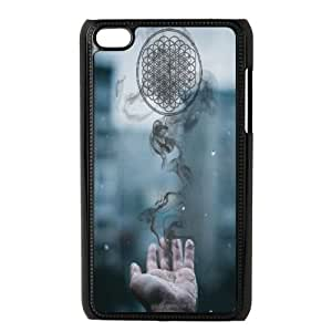 Personalized Bring Me The Horizon Phone Case, Customized Hard Back Case Cover for iPod Touch 4 Bring Me The Horizon