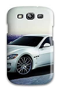 Durable Case For The Galaxy S3- Eco-friendly Retail Packaging(maserati Granturismo 3)