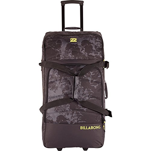 Billabong Men's Transfer Travel Bag, Black, One Size by Billabong