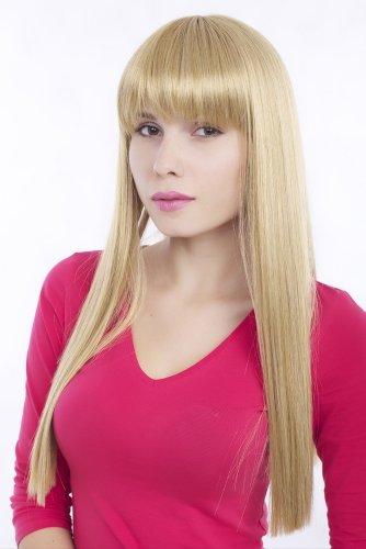 WIG ME UP - Longue Perruque Blonde, Lisse