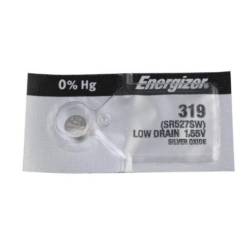 Energizer Silver Oxide Batteries SR527SW