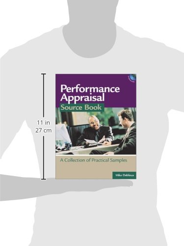 Performance Appraisal Source Book: A Collection of Practical Samples