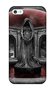 Awesome Case Cover/iphone 5/5s Defender Case Cover(fountain Of Blood)