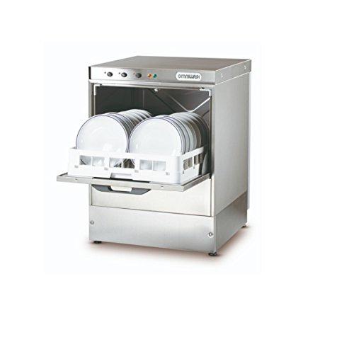 lavavajilla profesional de acero inoxidable Cesta 50 × 50 cm H ...
