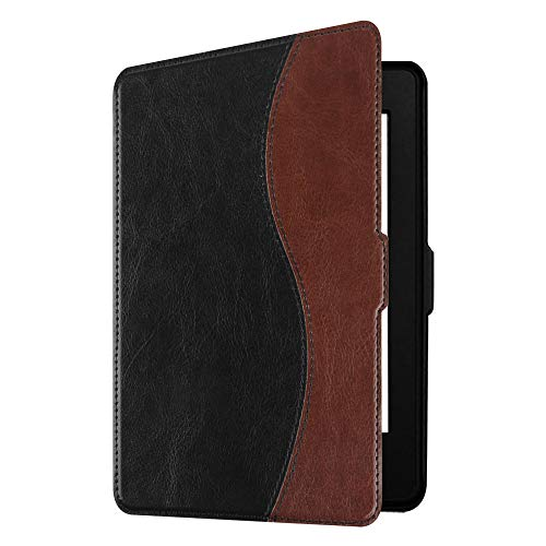 Fintie Slimshell Case for Kindle Paperwhite - Fits All Paperwhite Generations Prior to 2018 (Not Fit All-New Paperwhite 10th Gen), Dual Color