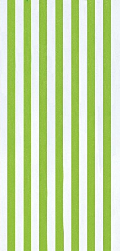 CABANA STRIPES COLOR LIME 30 X 60 INCHES   TOWEL 09876-18829-0017