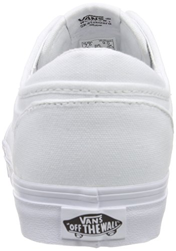 Vans - Atwood, Zapatillas Unisex adulto Blanco (canvas/true White/true White)