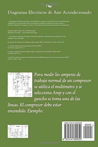 Diagramas Electricos de Aire Acondicionado: Los Diagramas Electricos que Necesitas: Amazon.es: german sarmiento: Libros