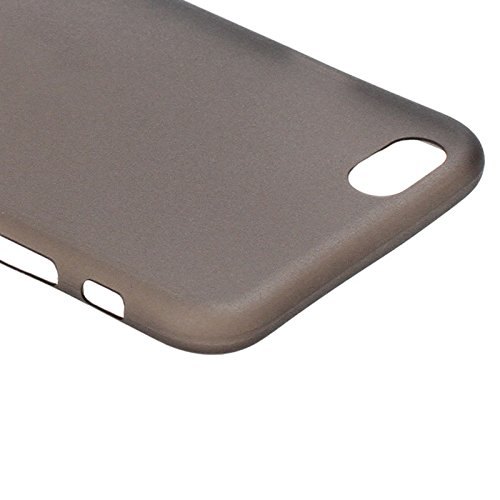 smartprotectors. 0,3 mm/Case/Étui/Housse De Protection Ultra Fin Matériau Version Transparent en polycarbonate pour iPhone 6/4,7 Tapis Edition Gris foncé
