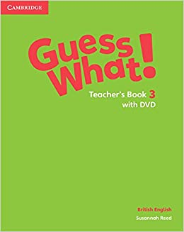 Guess What 3 Pupil S Book British English Cambridge