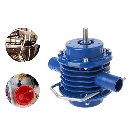 Water Pump Drill Pump Electric Drill,Recirculating System with Built-In Timer,Automatic Condensate Removal Pump,Hand Drill Micro Self-priming Pump,DC Self-priming Centrifugal Small Household Pump by KOBWA (Image #5)