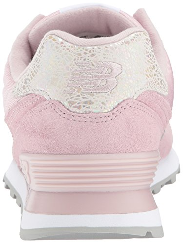 Chaussures New pink Running 574 Rose Femme De Entrainement Balance rBnBUqE