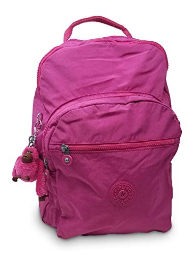 "Kipling Clas Seoul Large 15"" Laptop Backpack (Very Berry Tonal)"