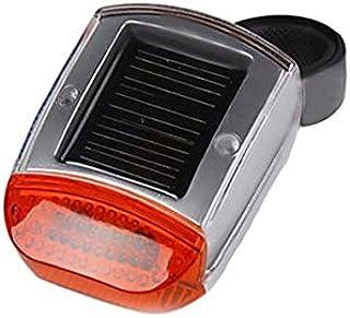 Ridewill Bike Feu arrière solaire 4LED (éclairage arrière Batterie))