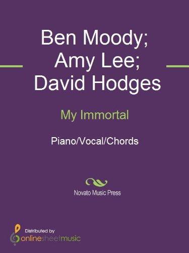 My Immortal Kindle Edition By Amy Lee Ben Moody David Hodges