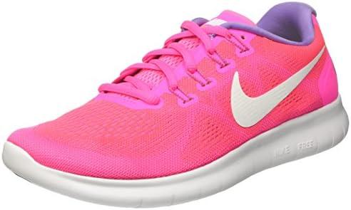 Nike Wmns Free RN 2017, Zapatillas de Entrenamiento para Mujer, Rosa (Rose Coureur/Explosion Rose/Mangue Brillant/Blanc Cassé), 36.5 EU: Amazon.es: Zapatos y complementos